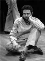 As Guatemalan refugee Oscar Ochoa in Mary Gallagher's DE DONDE? Cincinnatti Playhouse in the Park